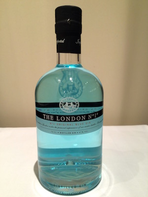 London No. 1 Blue Gin